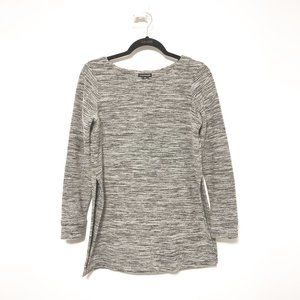Club Monaco Split Side Knit Sweater